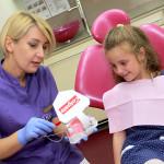 nauka mycia zębów