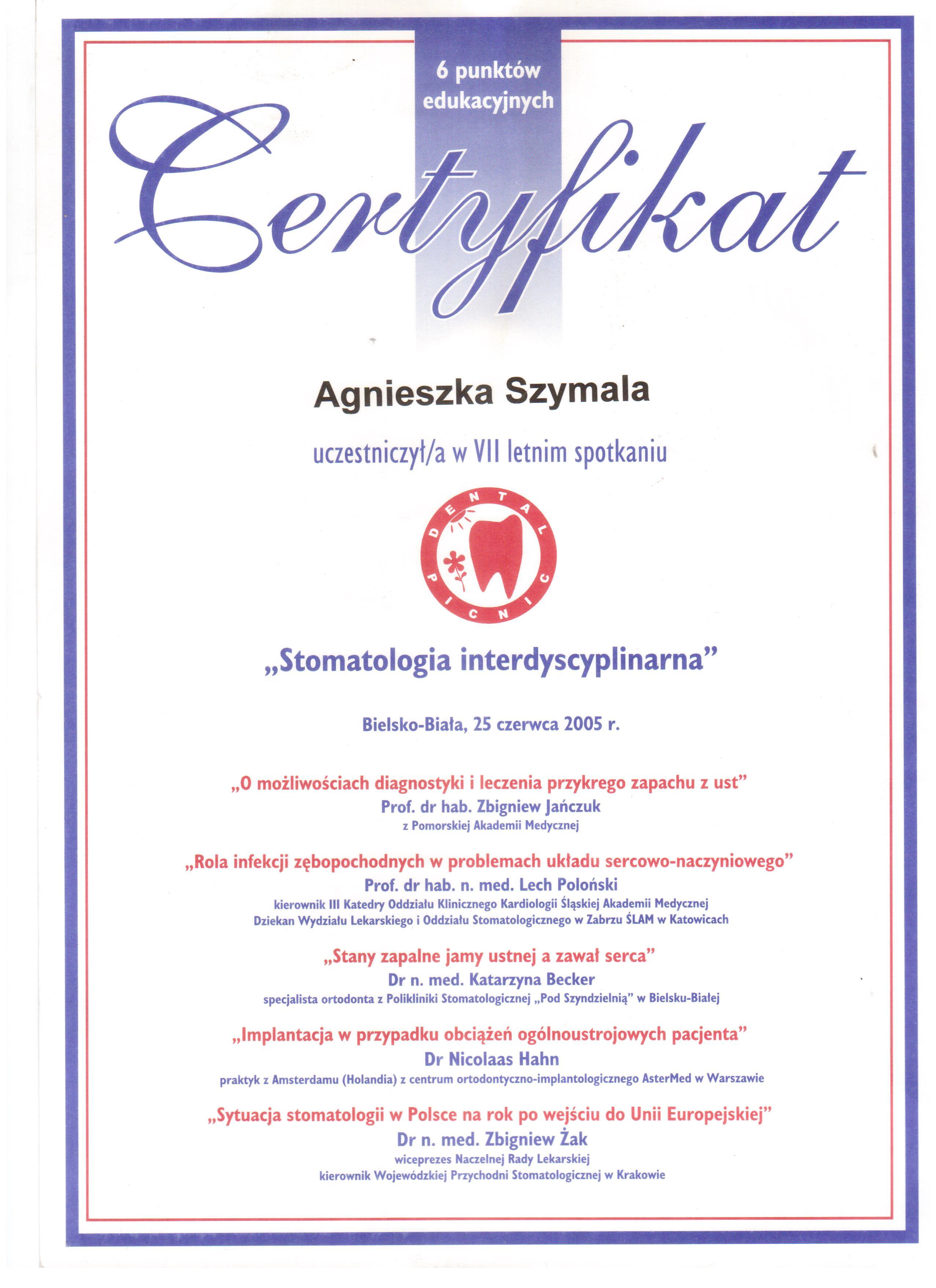 Agnieszka Romanowska-Szymala
