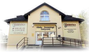 klinika stomatologiczna bielsko
