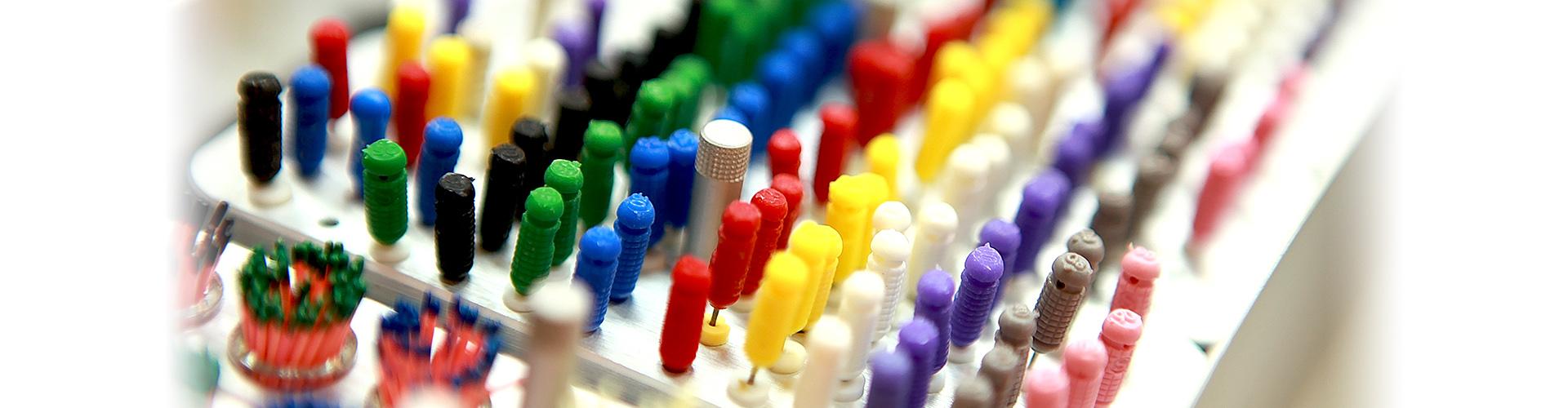 Materiały stomatologiczne najwyższej jakości
